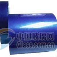 低粘蓝色保护膜