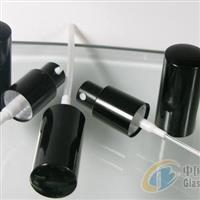 精油瓶配件黑色电化铝喷头和外罩