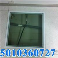 供应高档玻璃地板 机房装修玻璃地板厂家