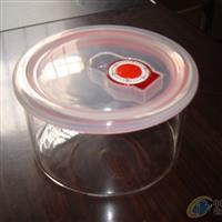 专业供应耐高温玻璃保鲜盒