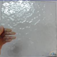 供应5毫米水纹玻钢化水纹玻璃