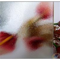 金丝压花玻璃