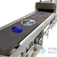 用于批量热弯各种形状玻璃品 网带式热弯炉