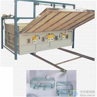可用于直角及弧形热弯 室式热弯炉