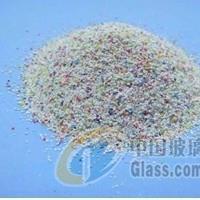 樹脂砂玻璃表面噴砂