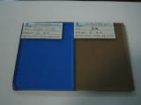 供应4-10毫米蓝色玻璃及蓝色镀膜玻璃