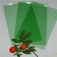 4-8mm 翡翠绿 自然绿原片浮法玻璃