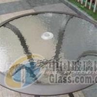 星耀供应沙滩桌钢化玻璃