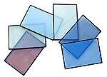 供应钢化镀膜中空玻璃