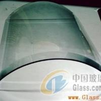 平、弯钢化热反射玻璃