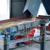 新型玻璃厂用小型配料流水线玻璃