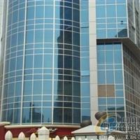 大量批发建筑用钢化玻璃定做建筑