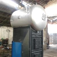 玻璃窑炉余热锅炉余热回收