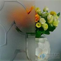 江西压花玻璃-七巧板