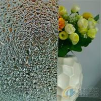 海口压花玻璃-钻石