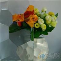 福州压花玻璃-水立方