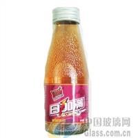 200毫升果汁玻璃瓶 饮料瓶