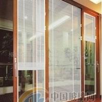广东佛山磁控百叶中空玻璃窗