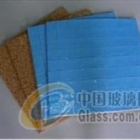 供应PVC带泡棉软木垫片