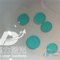 蓝玻璃滤光片切割