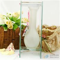 蒙砂玻璃瓶 工艺插花瓶 许愿瓶