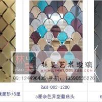 艺术玻璃 艺术拼镜