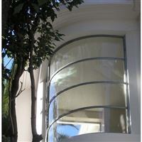 建筑热弯玻璃
