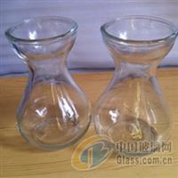 兰花玻璃瓶,花瓶