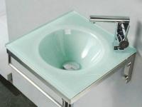 深圳采购-玻璃洗手盆