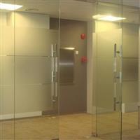 广州天河区玻璃门维修、制作公司