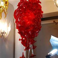 广东中山吹制玻璃灯饰|艺术玻璃灯|凯奢