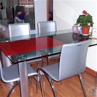 供应高档钢化玻璃桌面