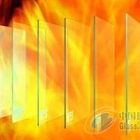 单片防火玻璃 落地防火玻璃墙