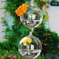 供应空心玻璃球 空心装饰球