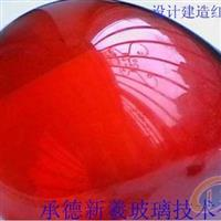 设计建造红料玻璃电熔炉