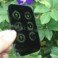 电容式开关6位触摸面板专用钢化玻璃