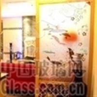 供应上海玻璃移将门印花机厂家