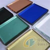 长期供应钢化镀膜玻璃