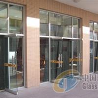 海淀区五棵松定做安装钢化玻璃门