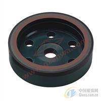 優質三色輪 樹脂輪