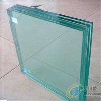 6+6双钢夹胶玻璃