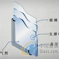 真空+夹胶平板玻璃