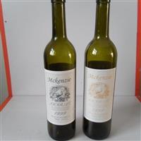 墨绿色酒瓶 葡萄酒玻璃瓶