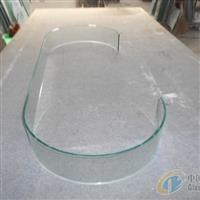 热弯半圆玻璃