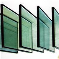 low-e中空钢化玻璃