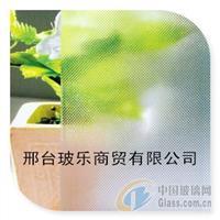 3.2mm超白压花玻璃(布纹)