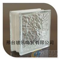斜条纹空心玻璃砖/双星纹玻璃砖
