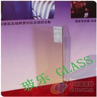 透明微晶玻璃