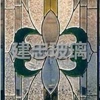 电镀镶嵌玻璃/铁艺中空玻璃