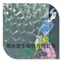 银霞压延玻璃/水晶压花玻璃